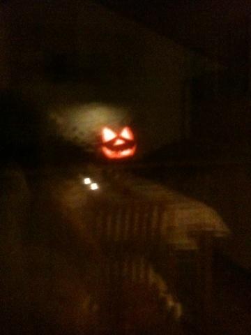 Halloween fantasma...gorico