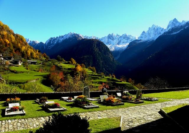 Autunno in Bregaglia - Alpi Retiche