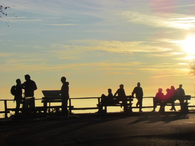 Quattro chiacchiere al tramonto