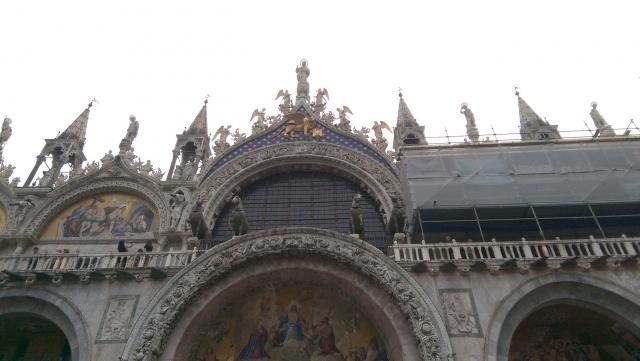 San Marco e il cielo