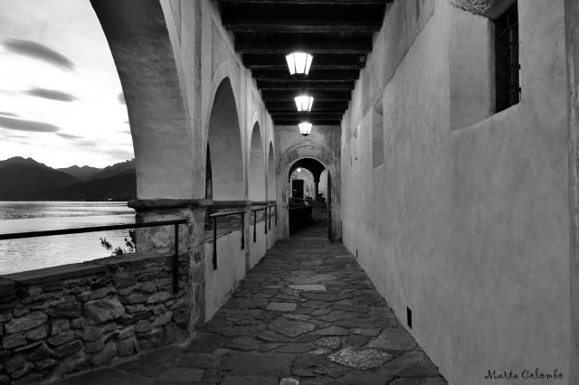 Verso Santa Caterina del Sass