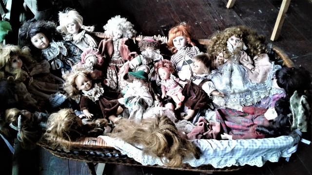 Che bambole!